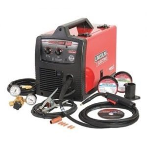 Lincoln-Electric-MIG-Welder