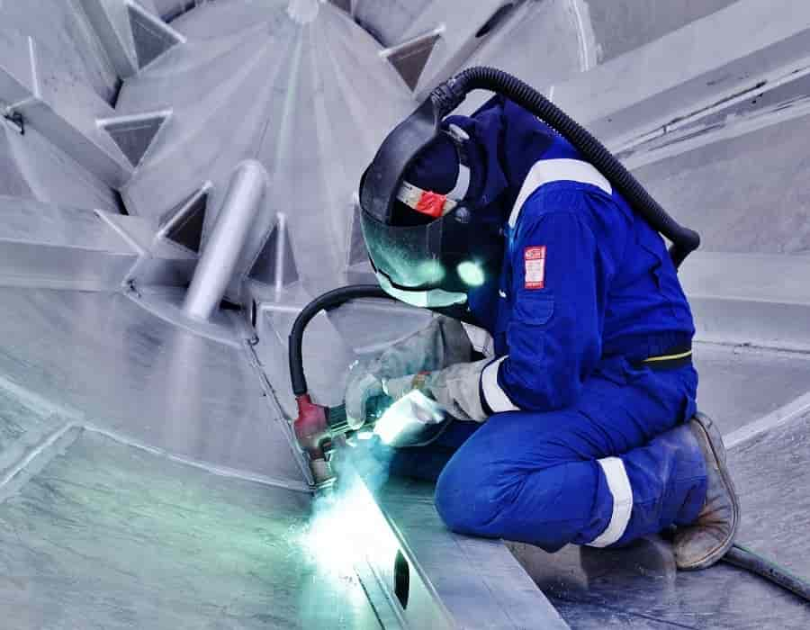 Become a welder with no experience