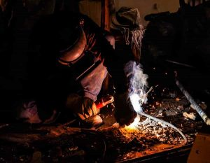 What shade lens for MIG welding