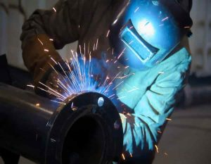 how to clean a MIG Welder liner