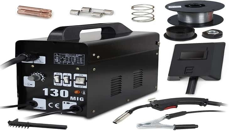 Super Deal PRO Commercial Automatic Feed Welder