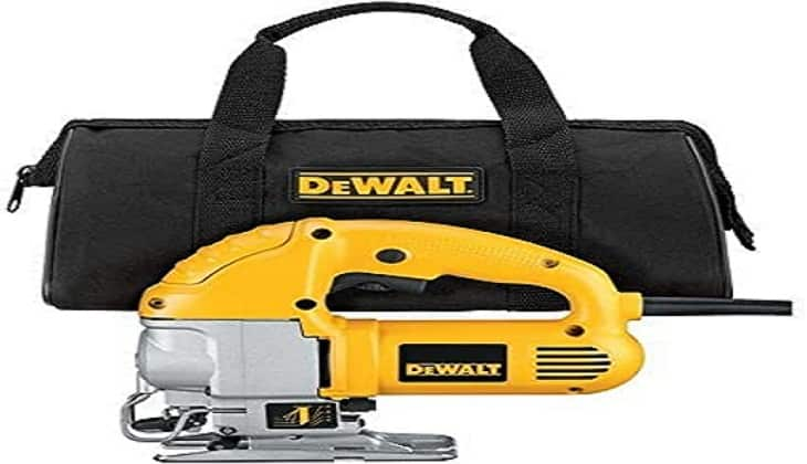 The Best Jigsaw- Dewalt DW317K review For Better Decision In 2021